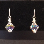 Swarovski Crystal Drop Earrings EAS1760