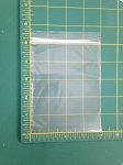 Reclosable 4x5 inch Clear Plastic Zippy Bags Top Zip 100 ZB1445 FREE SHIPPING