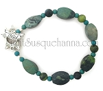 Magnesite and Turquoise Bracelet BR2581