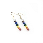 Crystal Chakra Earrings KIT