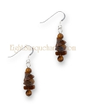 Tiger Eye Earrings EAS1140