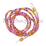 Spring Pink Glasses Leash GL2591