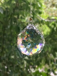 Crystal Suncatcher Window Hanging