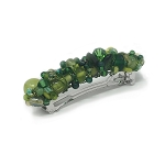 Green Mix Barrette 70mm BA451