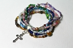 7 Days of Faith Bracelet Stretchy BR479
