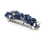 Sodalite Barrette 70mm
