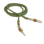Lime Green Luster Glasses Leash Eyeglass Chain GL358