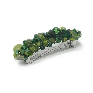 Green Mix Barrette